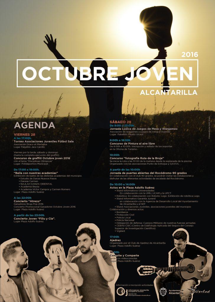 Octubre Joven 2M16-01