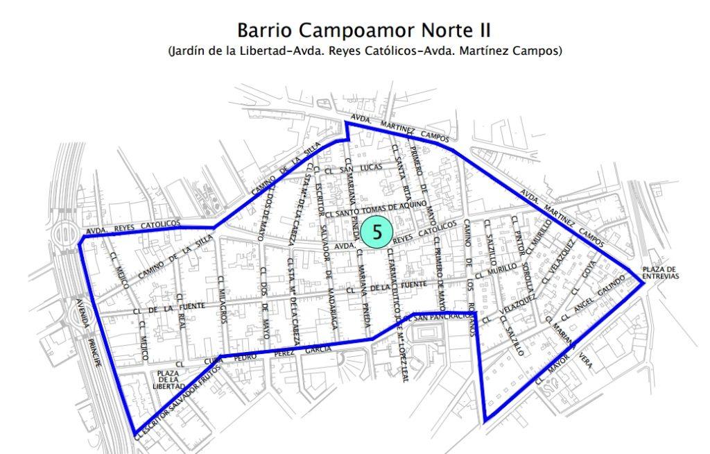 CAMPOAMOR NORTE II