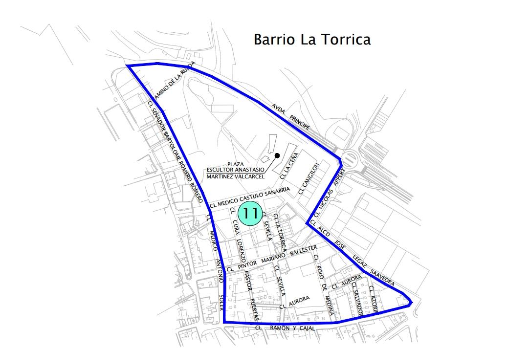 LA TORRICA