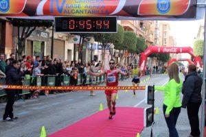 4 Antonio Martinez, ganador 14Km