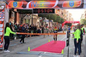 5 Mercedes Merino, ganadora 14K